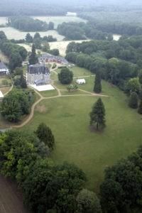 Chateau De Montbraye Aerien 02 120