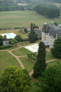 Chateau De Montbraye Aerien 05 121