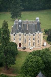 Chateau De Montbraye Aerien 07 122