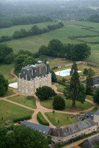 Chateau De Montbraye Aerien 08 123