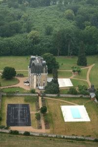 Chateau De Montbraye Aerien 11 125