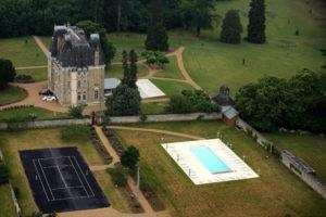 Chateau De Montbraye Aerien 12 129